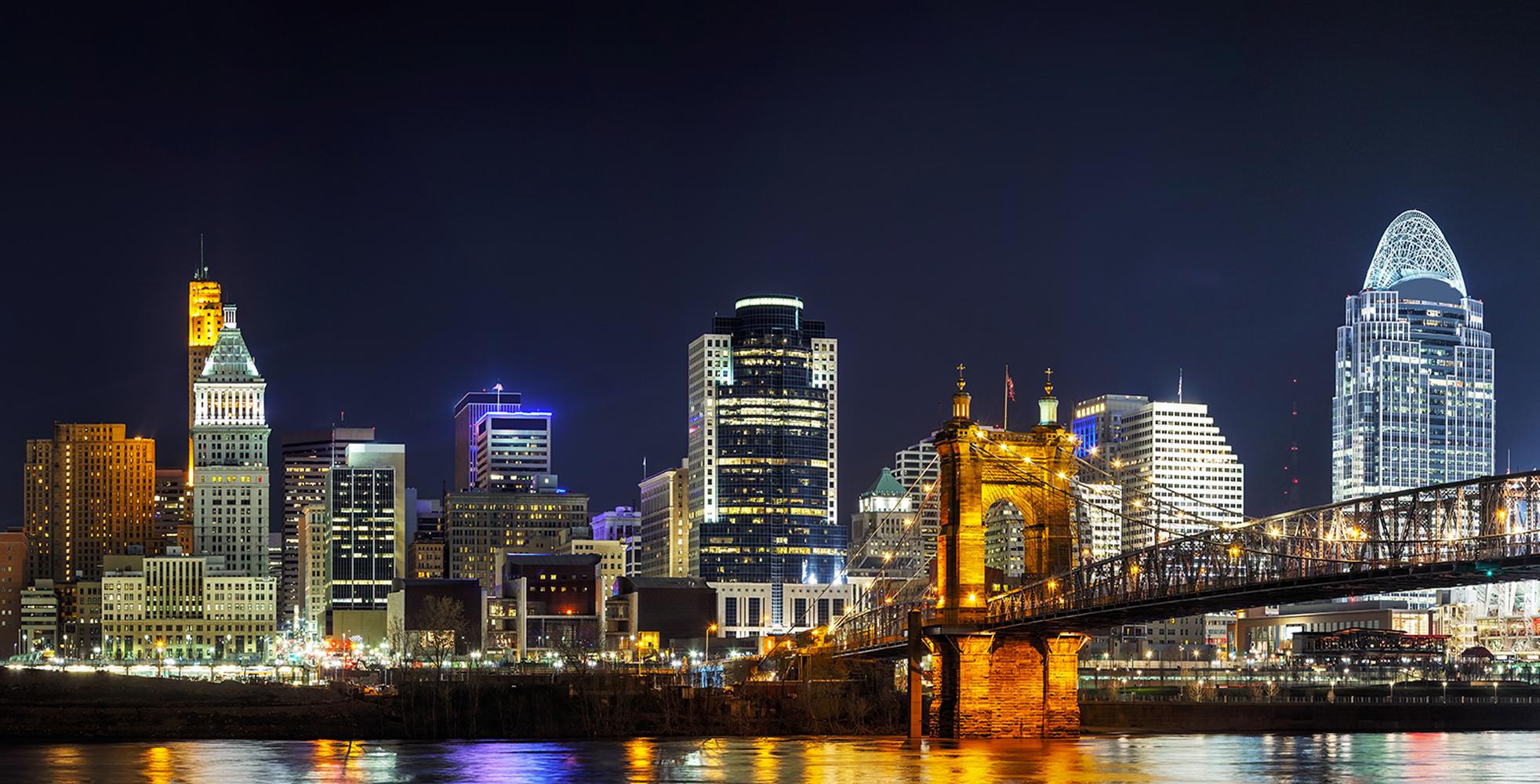 Cincinnati Skyline X